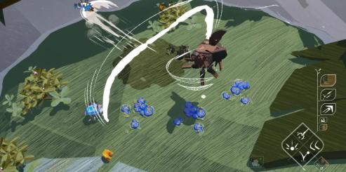 Stonefly:一个寒冷的机甲游戏