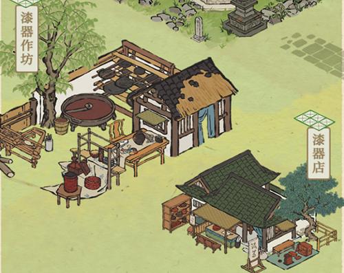 江南百景图游戏截图