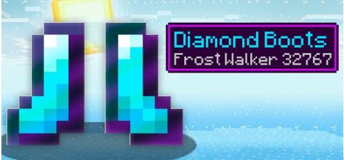 Frost Walker Enchantment在Minecraft中有什么作用