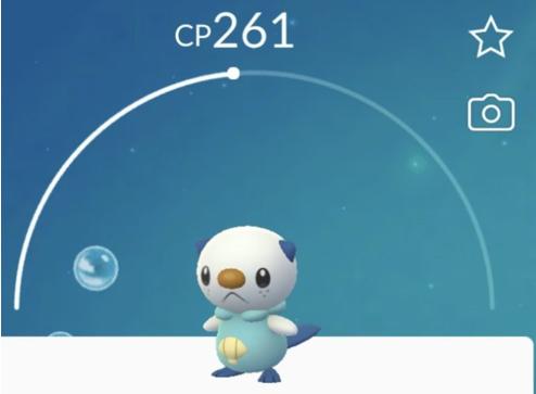 如何进化与试用Pokemon Go Oshawott