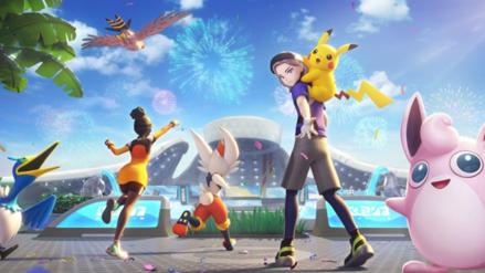 Pokémon Unite今天登陆iOS和安卓