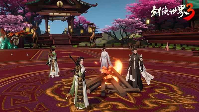 剑侠世界3 图片6