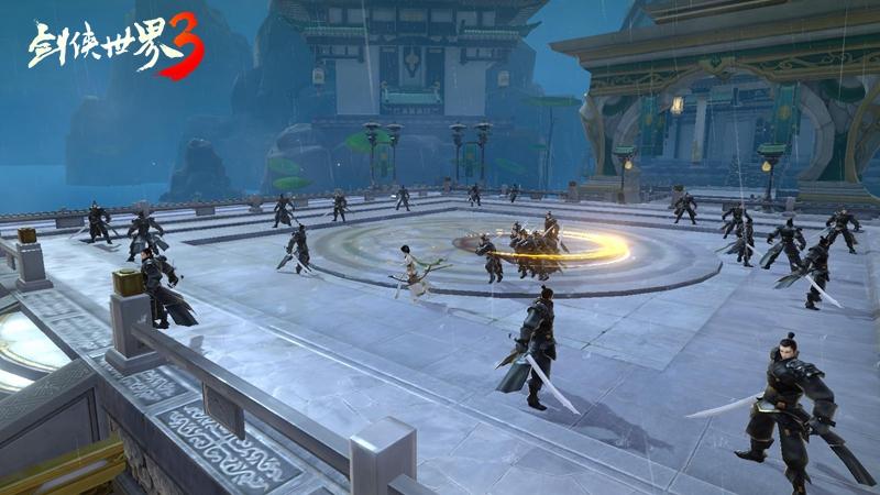 剑侠世界3 图片7
