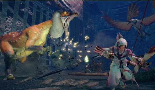 Monster Hunter Rise定档明年1月份登陆Steam