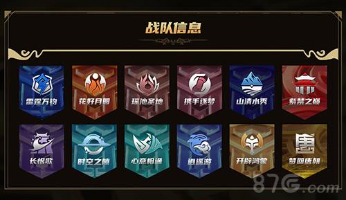 梦幻西游手游S3赛季战队截图1
